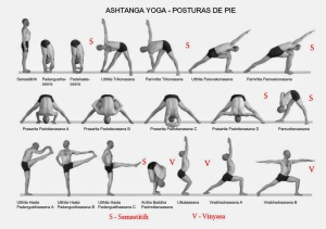 ashtanga standing series
